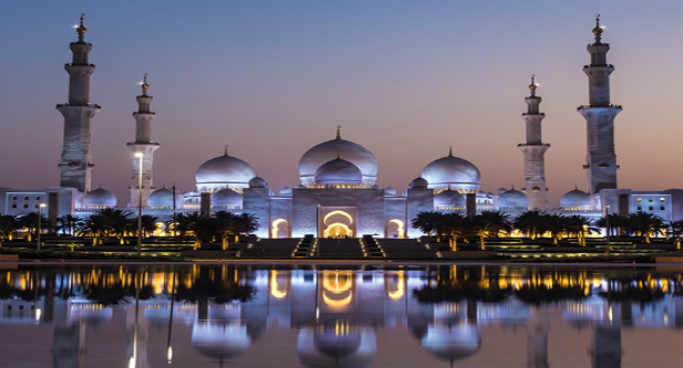 Mosque Template